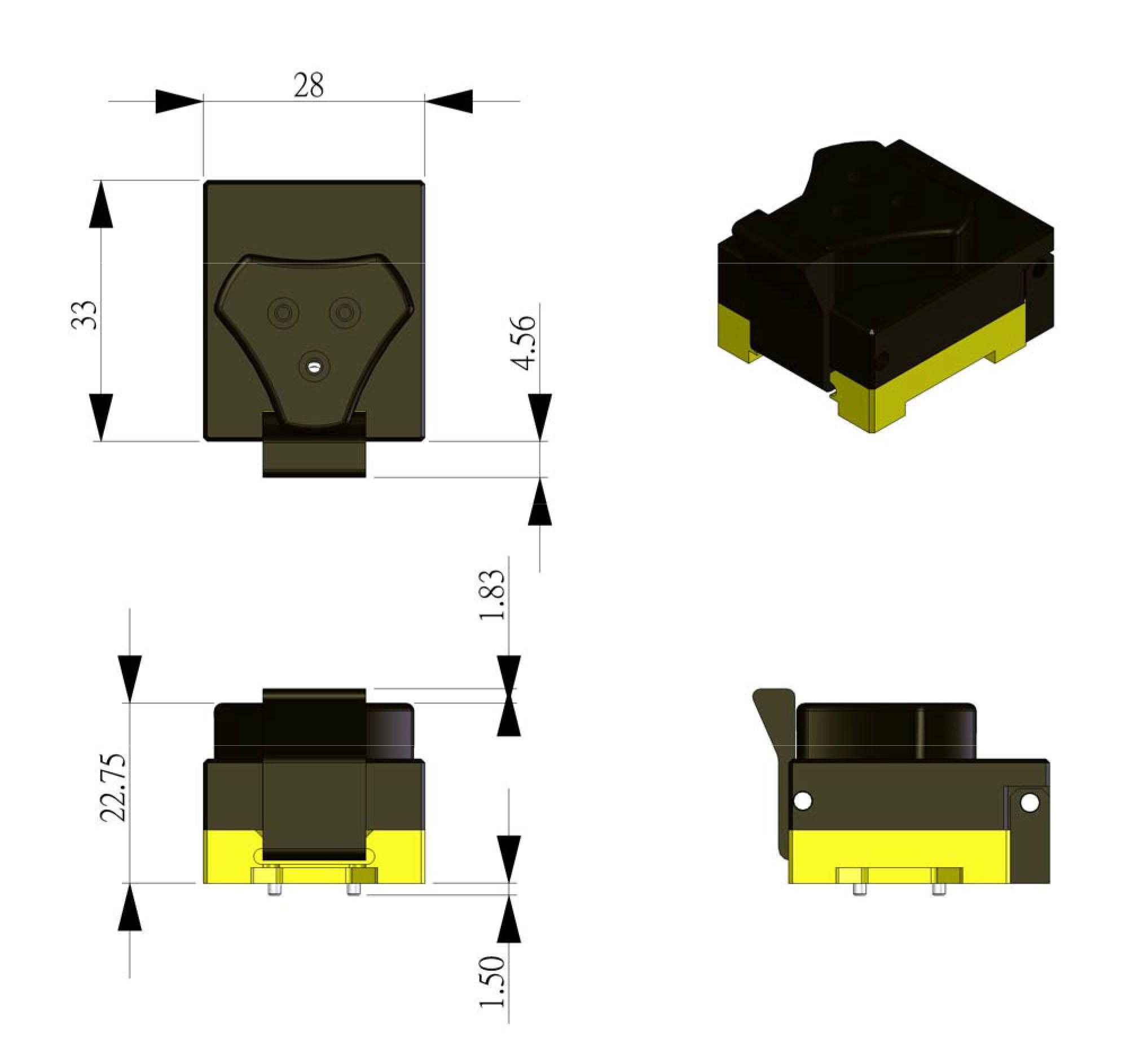TQFN 014018-10L-040組合件 - 圖頁1